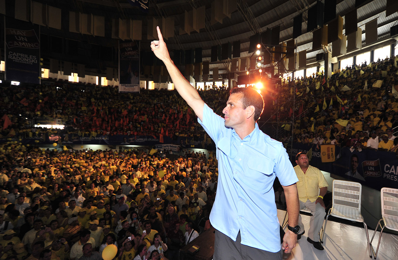 Can Henrique Capriles defeat Chavismo?