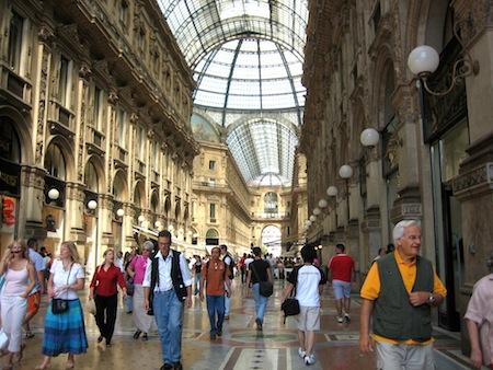 Inside Vittorio Emanuel II