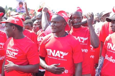 uhuru rally