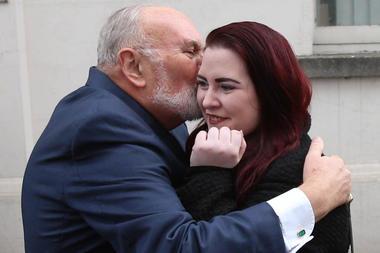 Kiss me, I'm David Norris