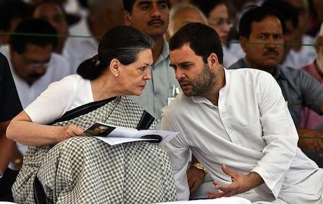 INDIA-POLITICS-GANDHI