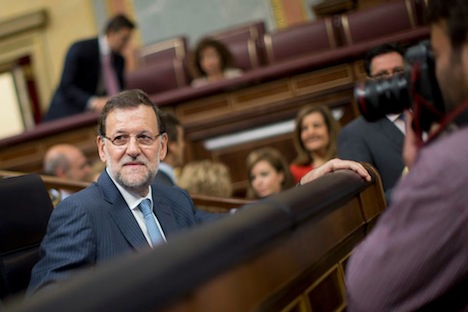 rajoy isolated