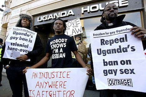 uganda gay rights