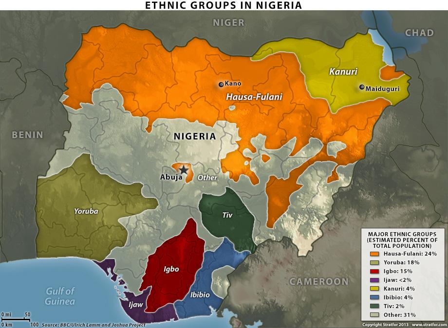 Ethnic Groups in Nigeria