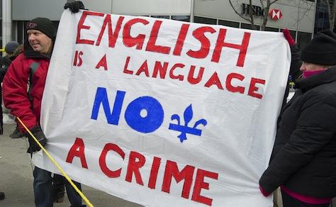 Bill 14 Protest,