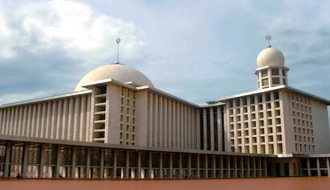 Istiqlal_Mosque