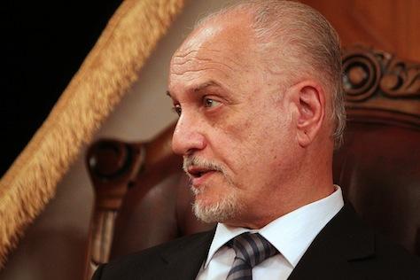 Iraqi Oil Minister Hussein al-Shahristan