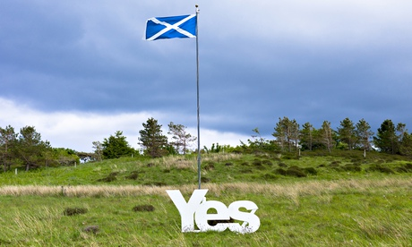 Scottish referendum debate urging yes vote
