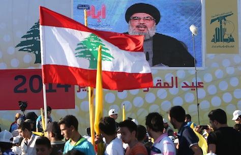 APphoto_Mideast Lebanon Hezbollah
