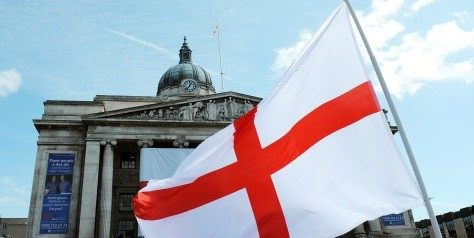 St George's Day - Nottingham