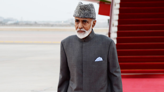 Despite health problems in recent years, Oman's sultan, Qaboos bin Said al Said, has not publicized his succession plan, if any even exists. (ONA)