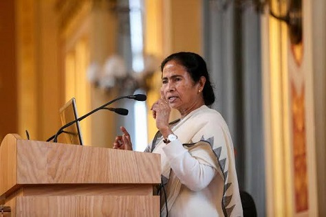 Mamata Banerjee, chief minister of West Bengal, hopes to extend her rule in India's fourth-most populous state. (Facebook)