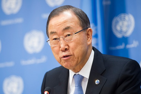Ban Ki-moon, the UN Secretary-General since January 2007, will step down after the UN chooses his successor next June. (UN.org)