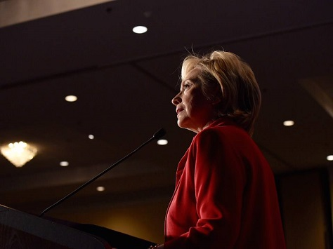 Former US secretary of state Hillary Clinton hopes to become the first female president of the United States of America. (Facebook)