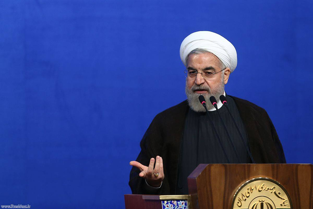 Iranian president Hassan Rowhani, having negotiated a nuclear deal that lessons global sanctions, hopes to consolidate reformist control over Iran's government in 2016. (Facebook)