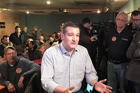 If Texas senator Ted Cruz has any chance of winning the nomination, it will come thanks to Super Tuesday. (Facebook)