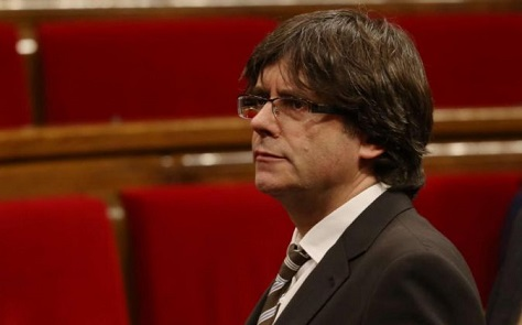 Carles Puigdemont, a longtime proponent of Catalan independence (unlike his predecessor) will now serve as the region's president. (Elena Ramón / Expansion)