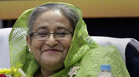 Bangladesh's prime minister Sheikh Hasina won an election boycotted by the opposition two years ago today.