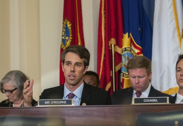 Congressman Beto O'Rourke has been representing the El Paso area in the U.S. House of Representatives since January 2013. (Rod Lamkey / Getty Images)