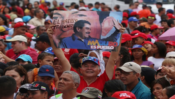 'Socialism' may be at the heart of chavismo and the Sanders campaign, but they come from two very different political traditions.