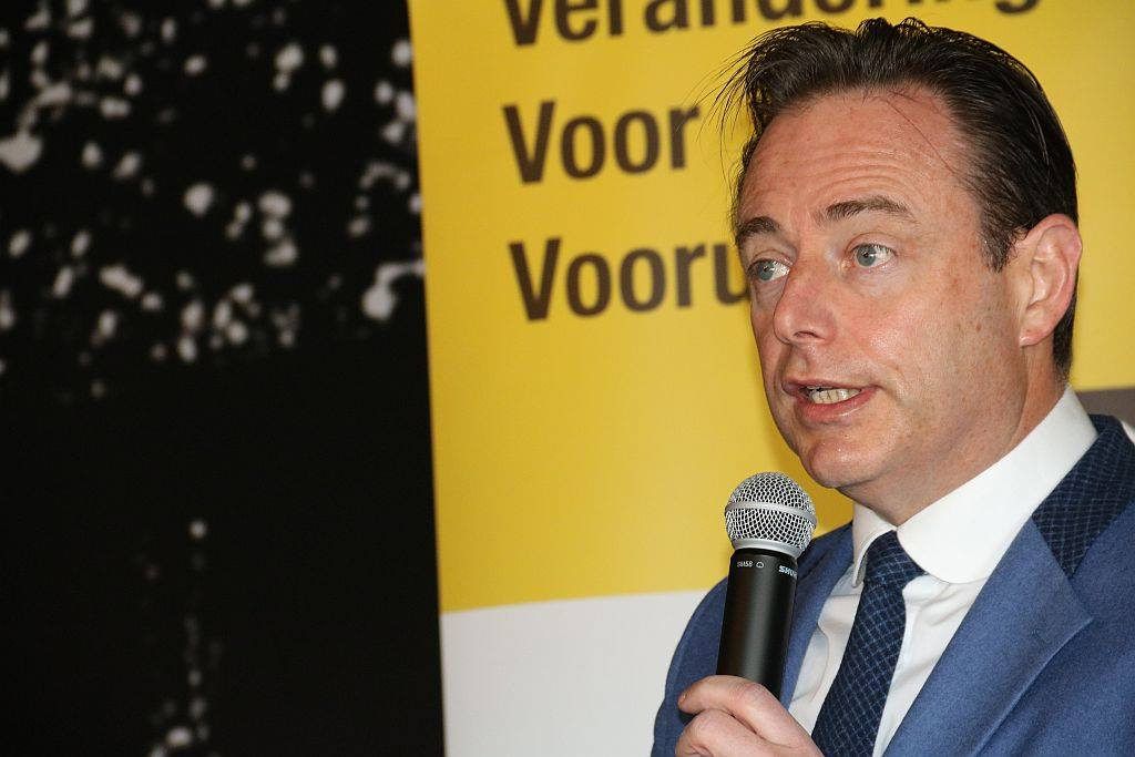 Antwerp mayor Bart De Wever is perhaps the most important voice in funding Belgium's national priorities. (Facebook)