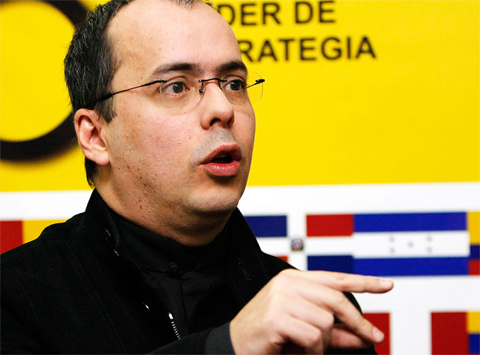 J.J. Rendón is the most well-known political strategist in Latin America. (El País / Colprensa)