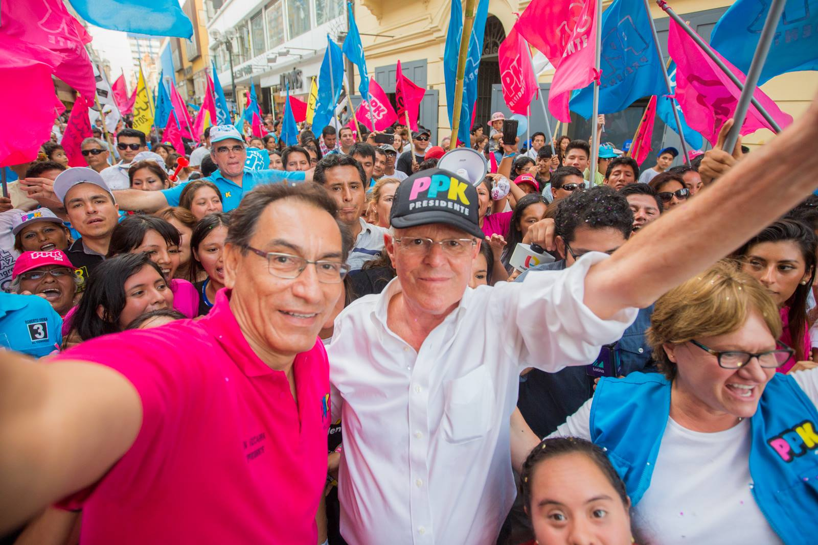 Pedro Pablo Kuczynski, or just 'PPK' to most Peruvians, is making his second run for the presidency. (Facebook)