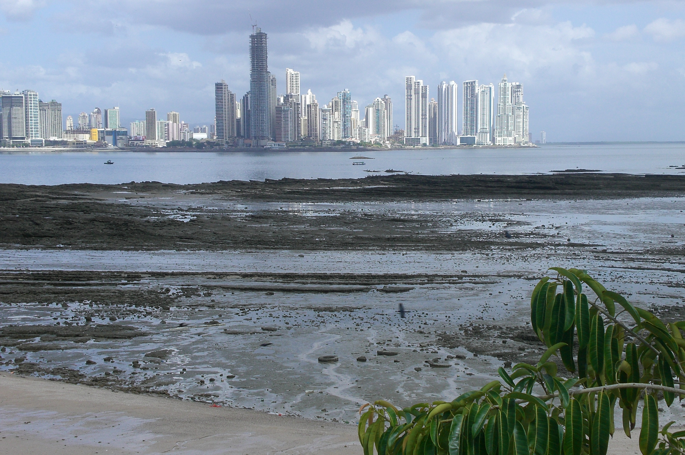 Even before a bilateral free trade deal with the United States, Panama City was thriving as a center of commerce, banking and shipping in the Caribbean. (Kevin Lees)