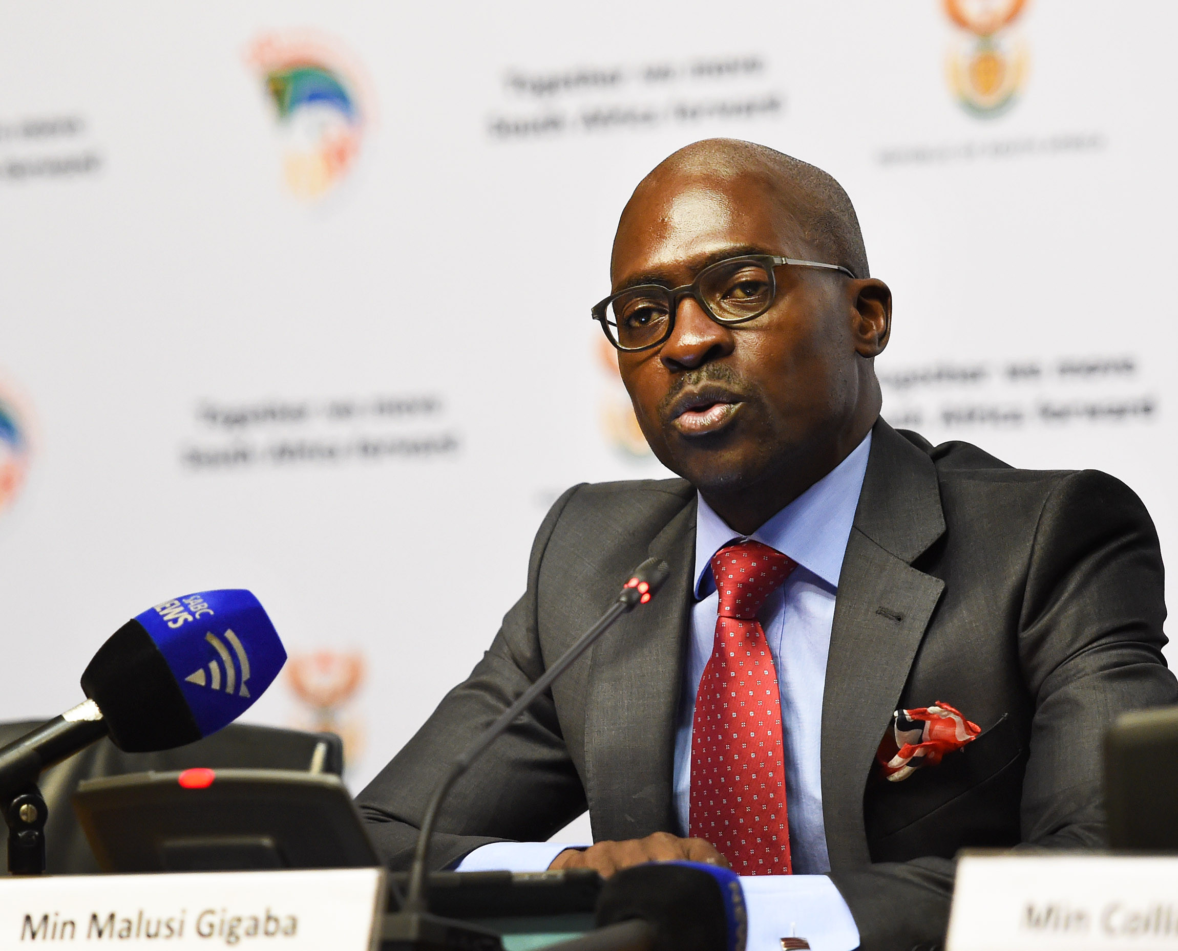 The 44-year-old Malusi Gigaba, minister of public enterprise and now, minister of home affairs, under Jacob Zuma, has been tagged as a rising ANC star.