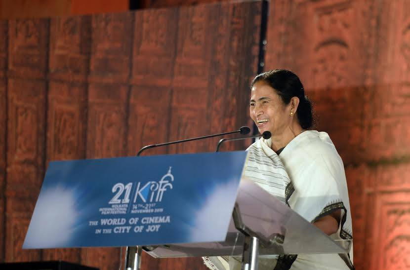 Mamata Banerjee, chief minister of West Bengal, hopes to win reelection in state elections that run through May 5. (Facebook)