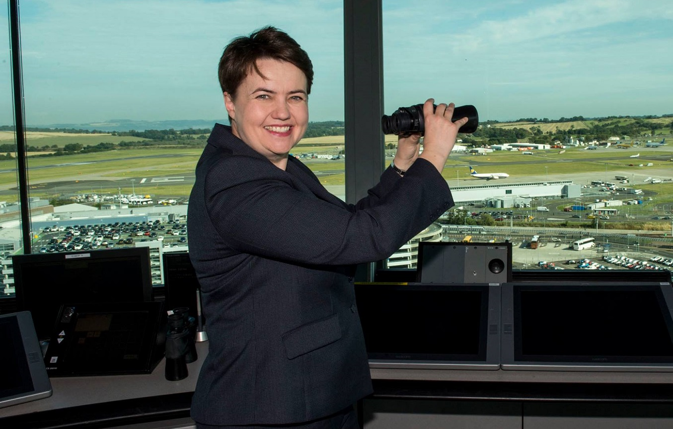 On May 6, Scotland could wake up to a Conservative leader of the opposition in Ruth Davidson. (Facebook)