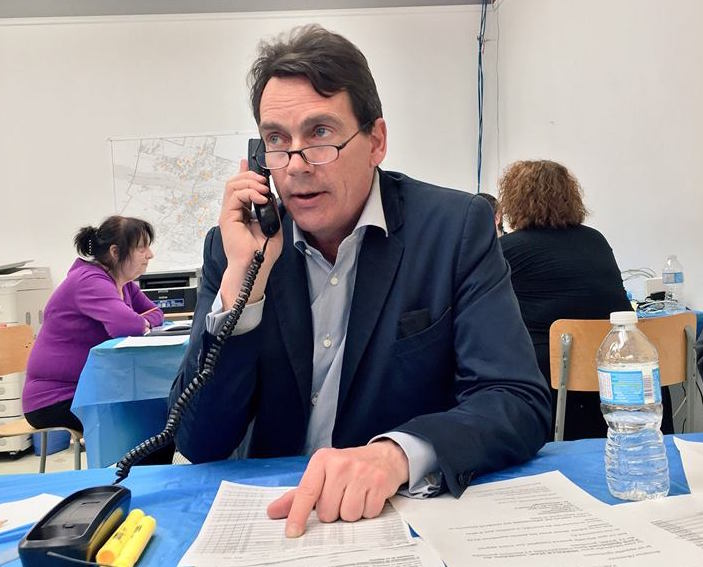 Pierre Karl Péladeau lasted less than a year as the leader of the pro-independence Parti Québécois. (Facebook)