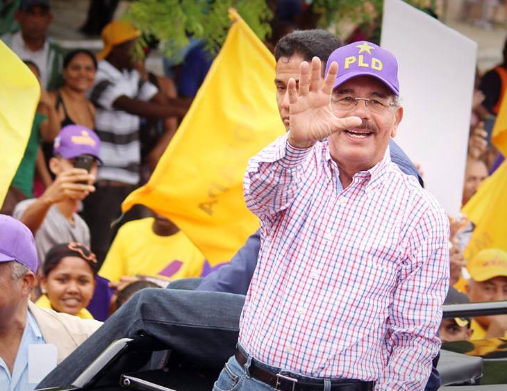Danilo Medina, one of Latin America's most popular leaders, is set for reelection as the president of the Dominican Republic. (Facebook)
