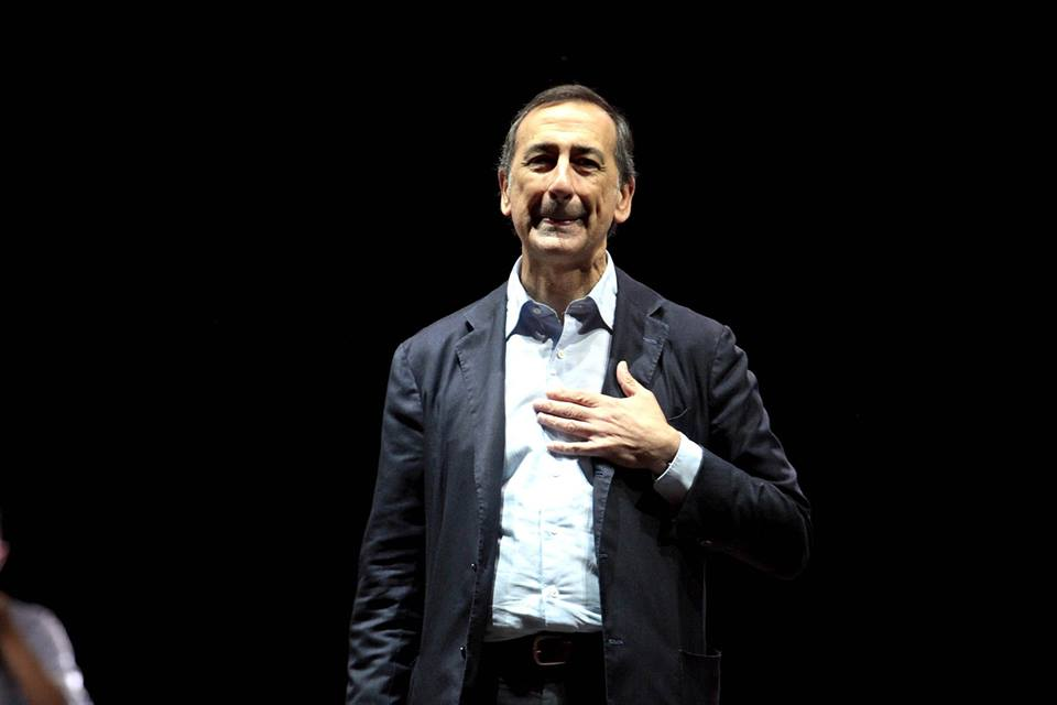Giuseppe 'Beppe' Sala narrowly won the mayoral election in Milan for the pro-Renzi center-left. (Facebook)