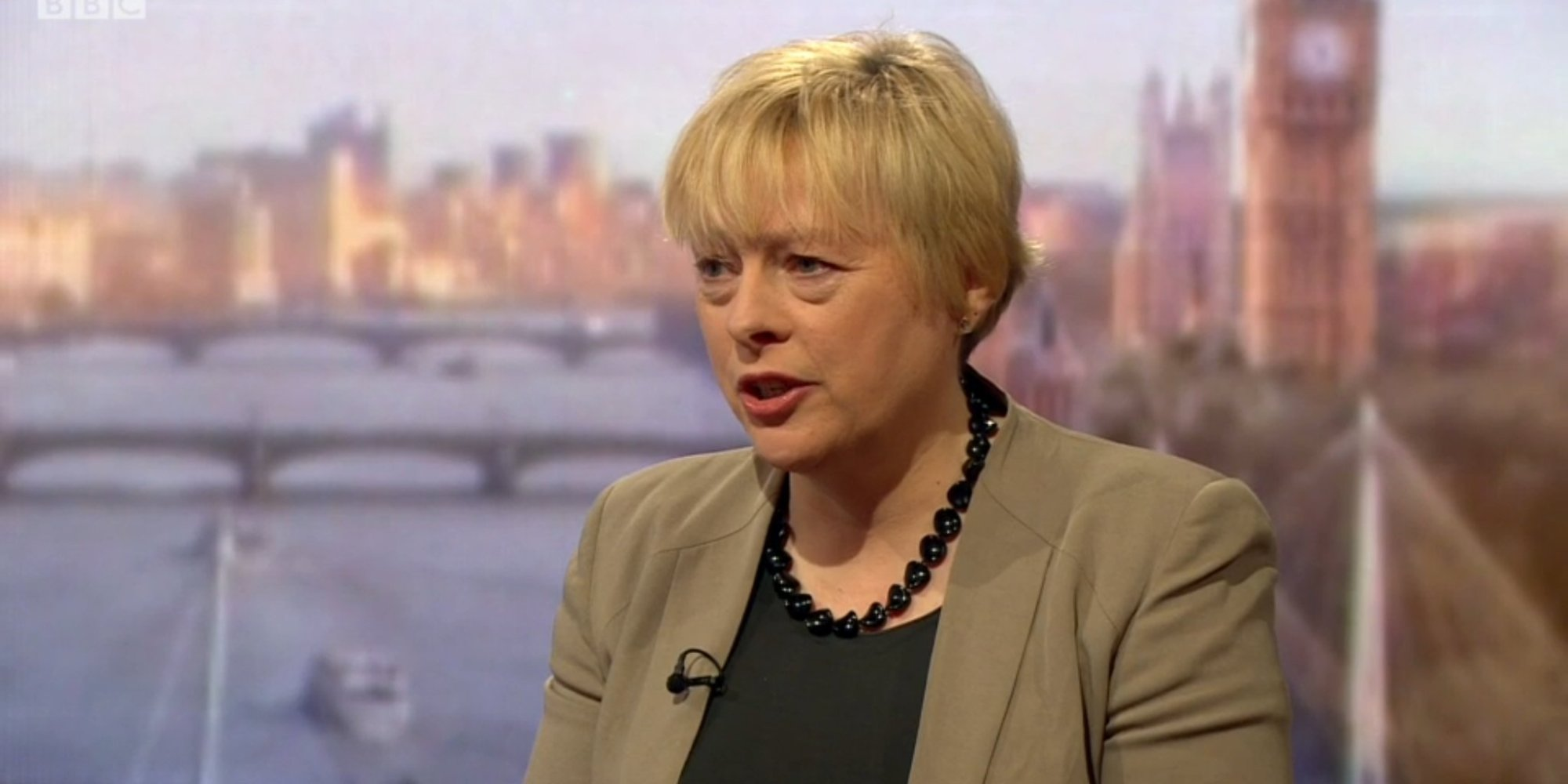 Angela Eagle, formerly the shadow business secretary, may emerge as Corbyn's challenger. (Facebook)