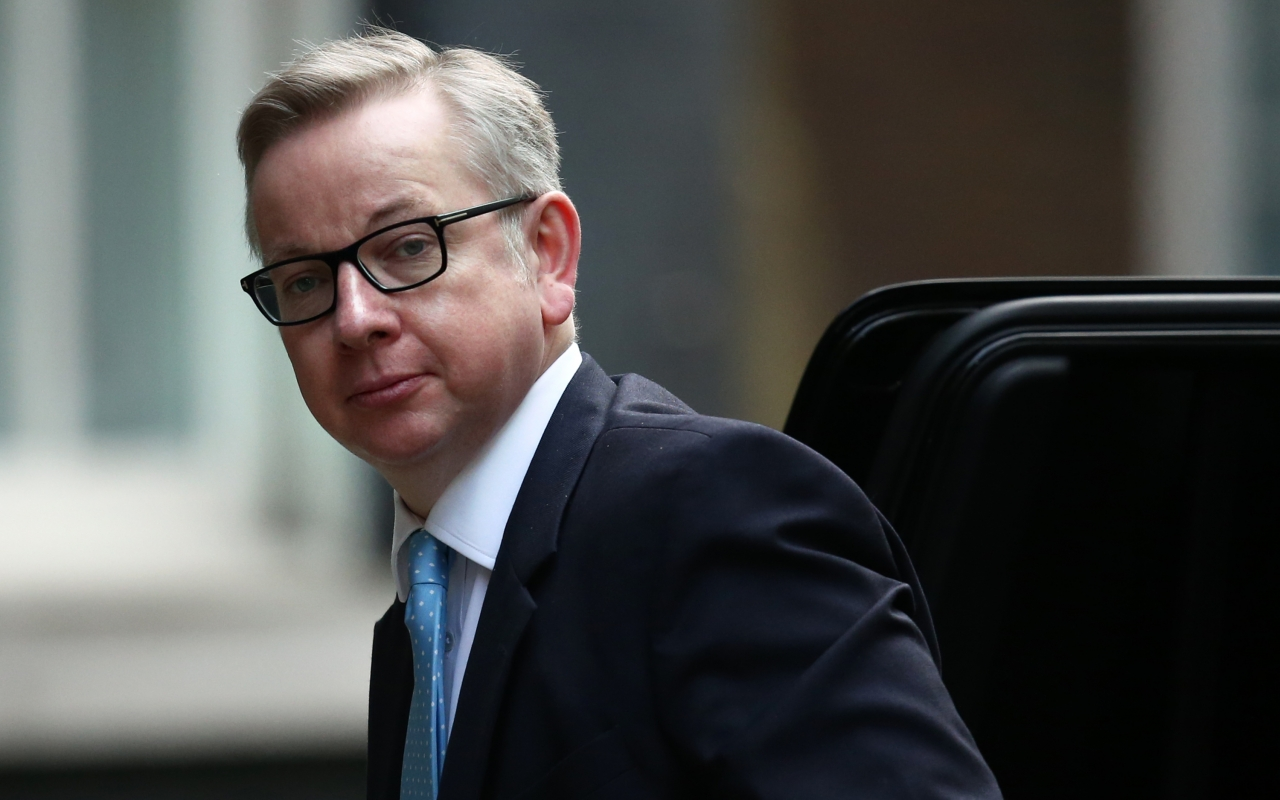 Michael Gove will now stand for leader, upsetting Boris Johnson's hopes to become the next prime minister. (Getty)
