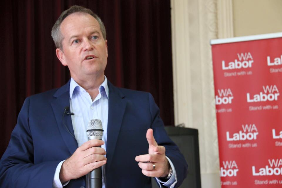Bill Shorten, Labor's leader, hopes to pull off an upset victory in a very tight election on Saturday. (Facebook)