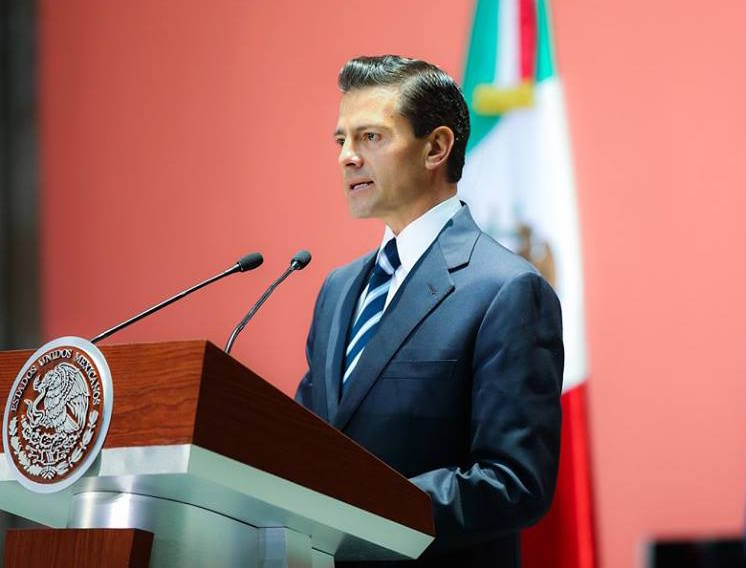 Nearly two-thirds into his presidency, Enrique Peña Nieto is far more unpopular than either of his two predecessors. (Facebook)