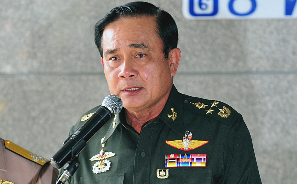 Prayuth Chan-Ocha has served as the 'interim' prime minister of Thailand since the military took power in May 2014.
