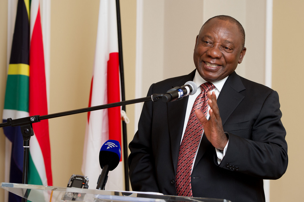Deputy president Cyril Ramaphosa hopes to overcome the Zuma machine to win the ANC leadership 2017.