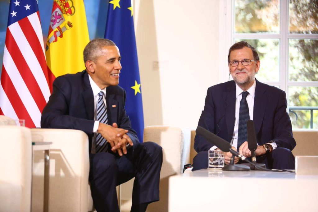 Prime minister Mariano Rajoy has continued to lead a caretaker government since last December. (Facebook)