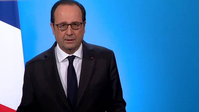French President François Hollande will not stand for election, he announced earlier today.
