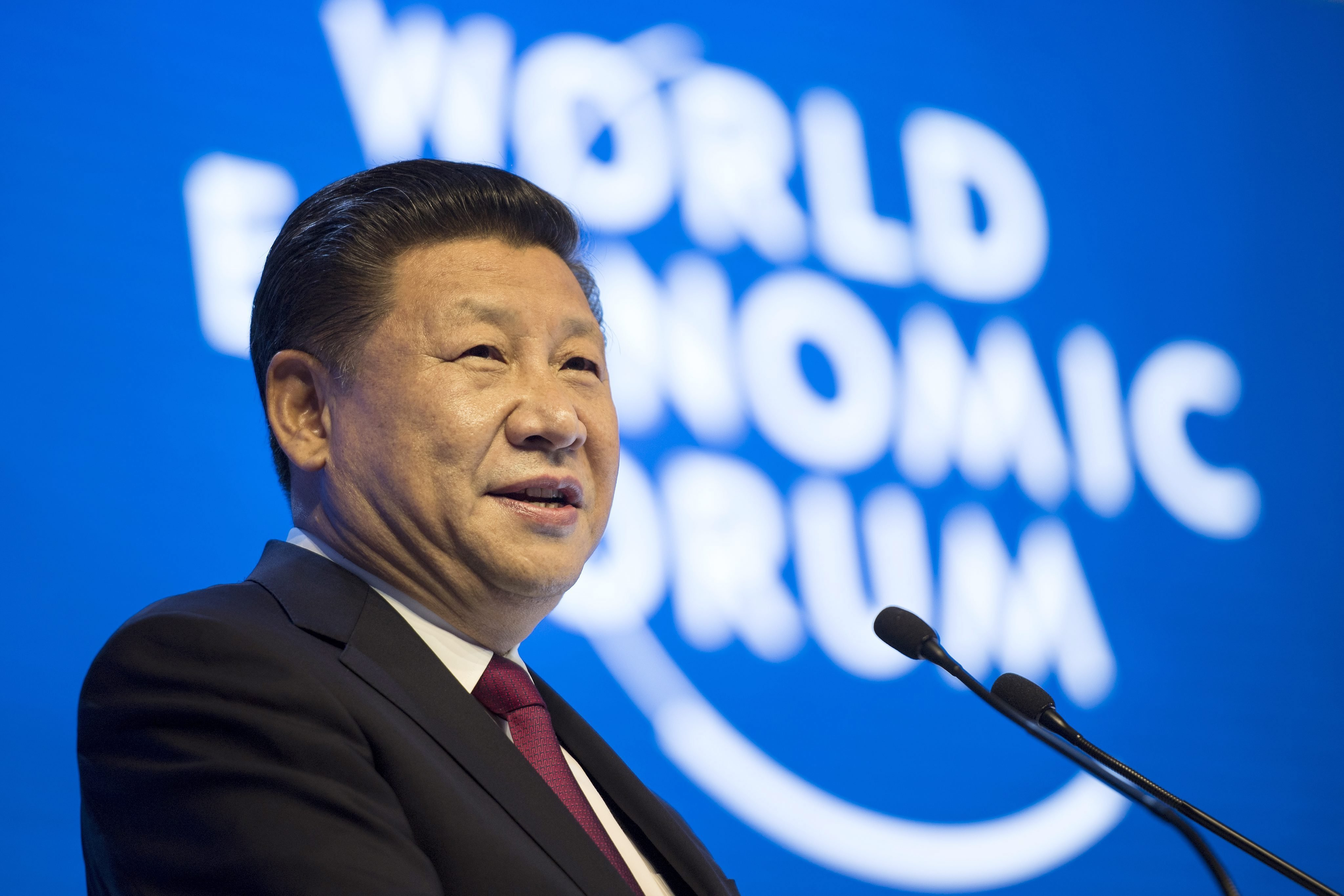 Trumps choice for us attorney general says he can stand up to him hindustan times - Xi Jinping Appeared This Morning At The World Economic Forum A First For A Chinese Leader With A Full Throated Defense Of Globalization